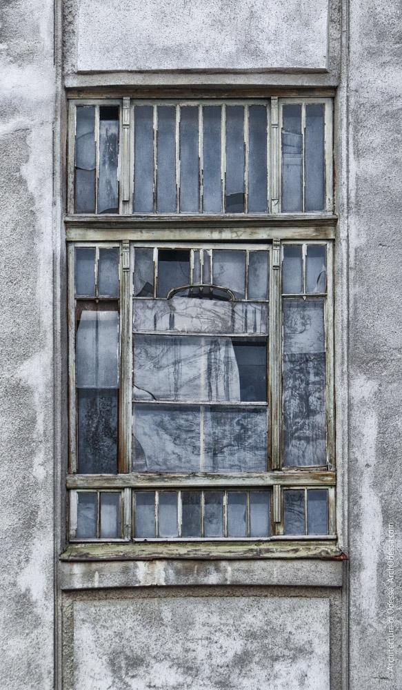 Верхнее световое окно лестницы