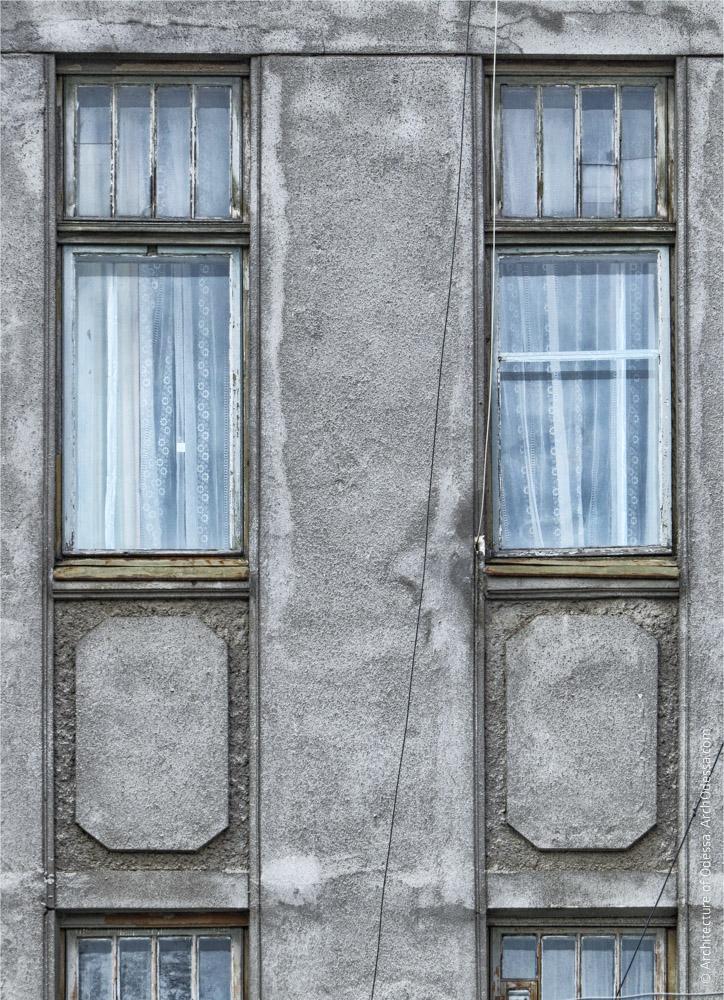 Окна и филенки