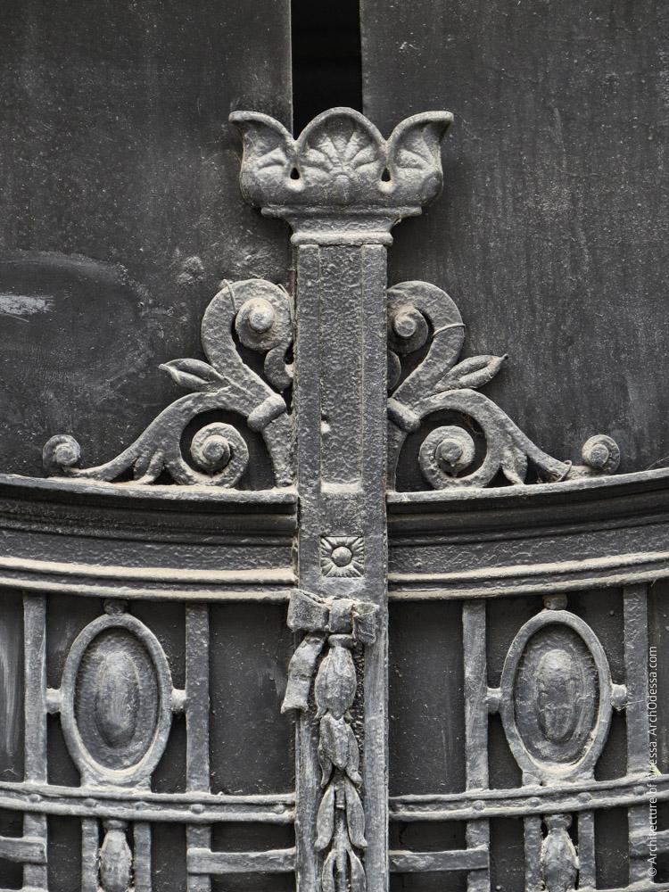 Ворота, деталь