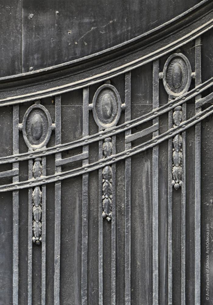 Ворота, детали